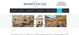 REMED+LECTUS SP Z O O