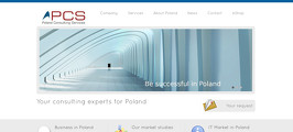 POLAND CONSULTING SERVICES SP Z O O