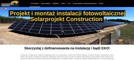SOLARPROJEKT CONSTRUCTION SP. Z O. O. SP. K.
